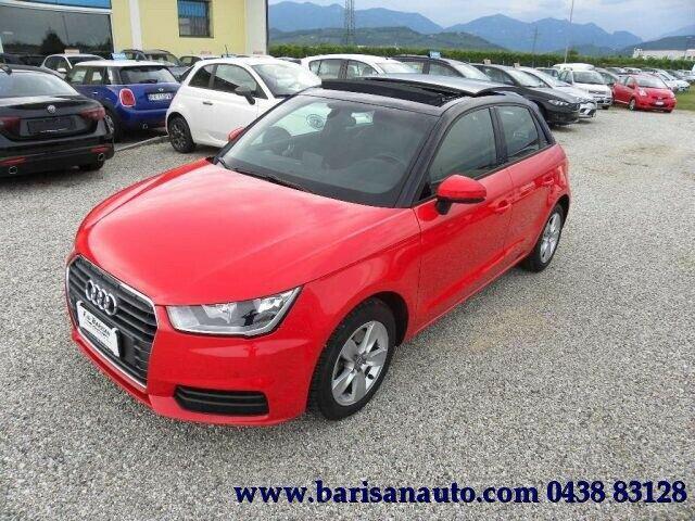 Audi a1 spb 1.6 tdi 116 cv s tronic