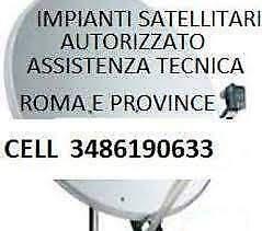 Assistenza sky a domicilio antennista tecnica sky a