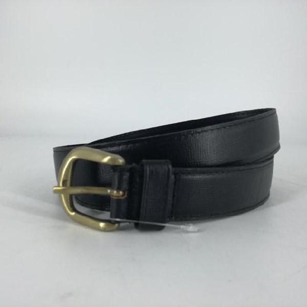 Cintura pelle nere varie