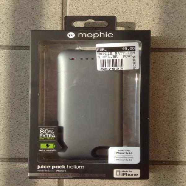 Cover batteria supplementare iphone 5