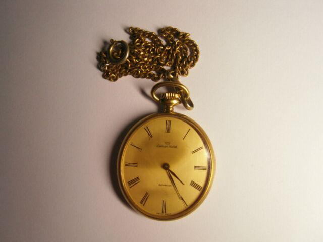 Orologio da taschino incabloc vintage
