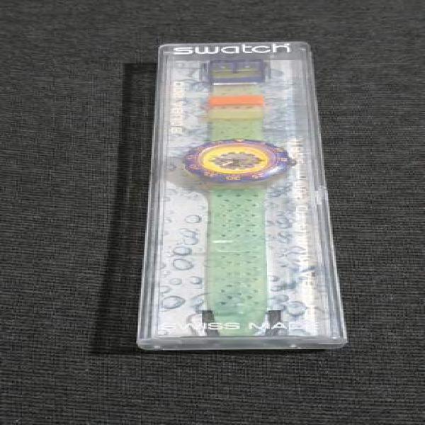 Orologio originale swatch scuba hyppocampus variante
