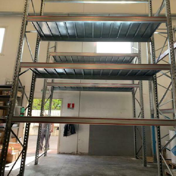 Scaffalature Metalliche Usate A Palermo.Scaffalature Porta Pallet Offertes Luglio Clasf