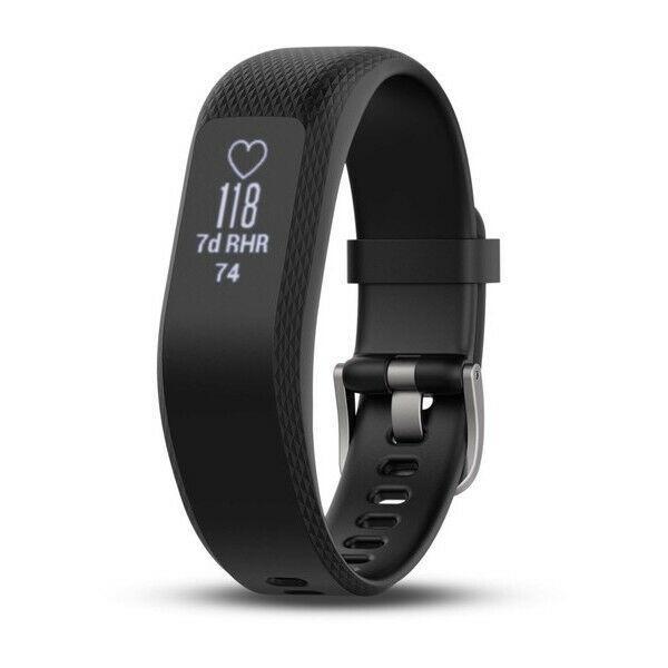 Smart watch fitness vivosmart 3 regular nero