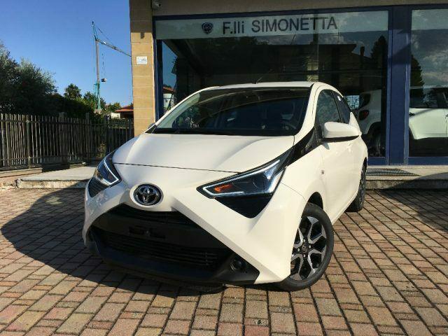 Toyota aygo 1.0 vvt-i 72 cv 5 porte x-fun