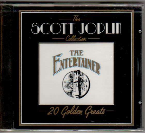 The scott joplin collection cd 1a stampa88 cello