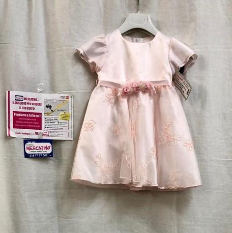 Frozen T-Shirt Gonnellina Rosa Taglie 4-5-6-8 Anni