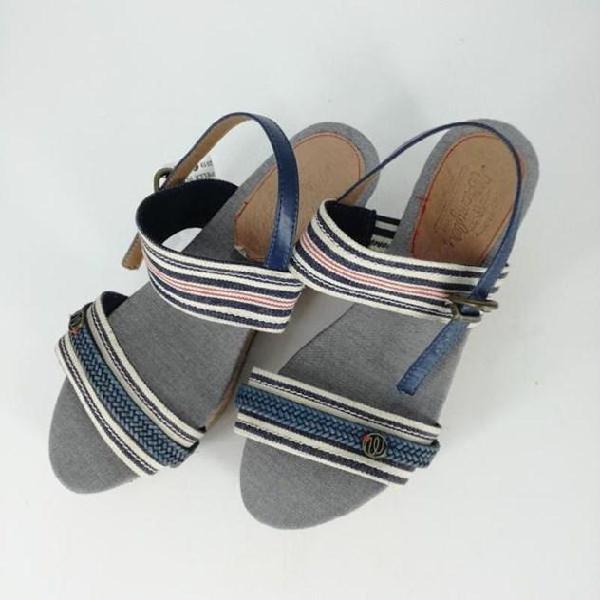 timeless design f2383 947c0 Zeppa donna jeans sughero 【 SCONTI Settembre 】 | Clasf