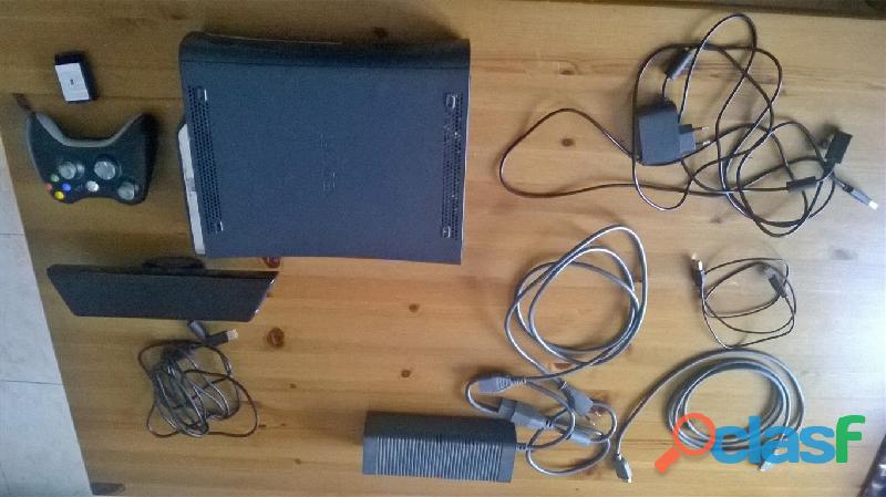 Console xbox360 elite anno 2010 con modifica rgh (reset glich hack)