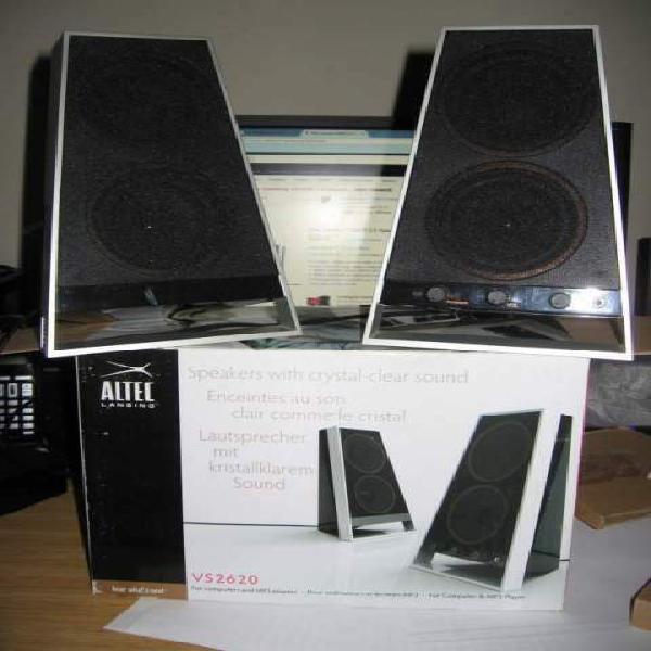 Altoparlanti per computer AltecLansing VS-2620