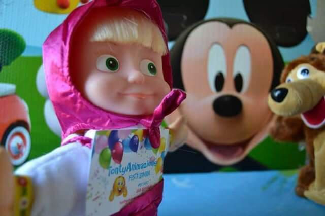 Animatore feste bambini catania in omaggio zucchero filato