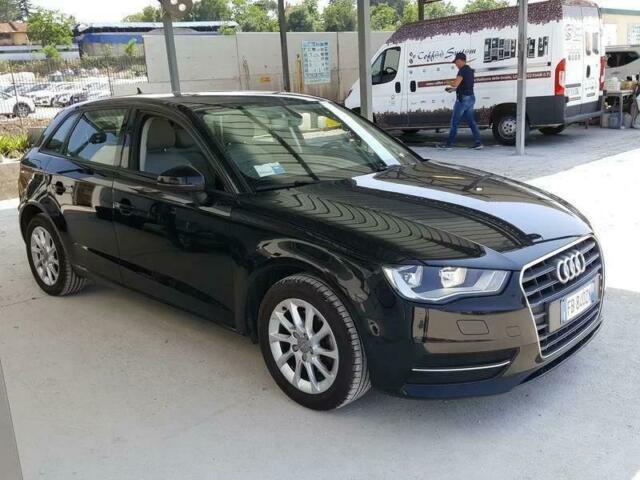 Audi a3 sportback 1.6 tdi attraction s.back