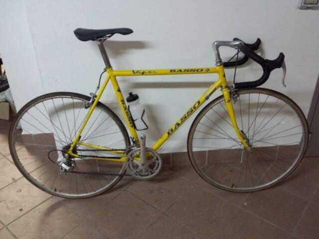Bici bicicletta da corsa basso viper epoca vintage
