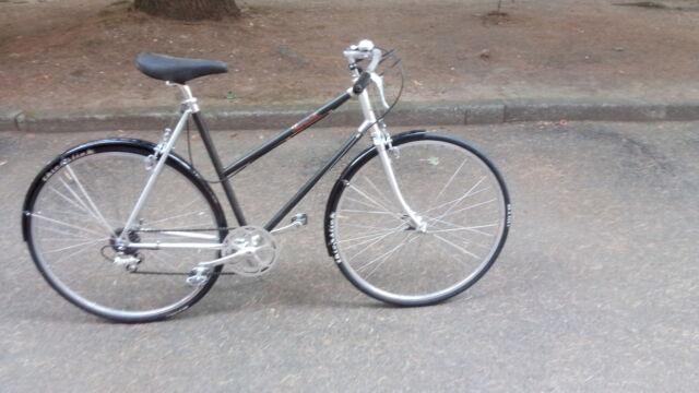 Bici nuova da corsa, telaio alan carbonio alluminio