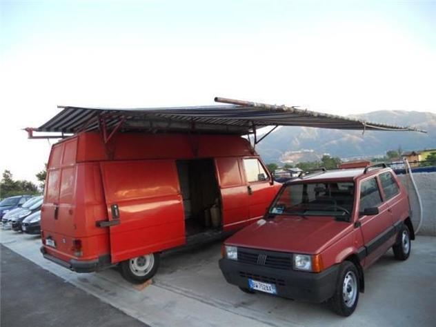 Fiat ducato tetto rialzato *** attrezzato tenda mercato ***