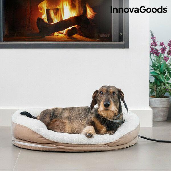 Lettino termico elettrico per animali domestici innovagoods