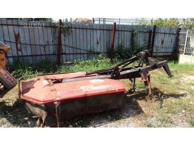 Macchine agricole ABG Ricam.Rotofalce vicon 188