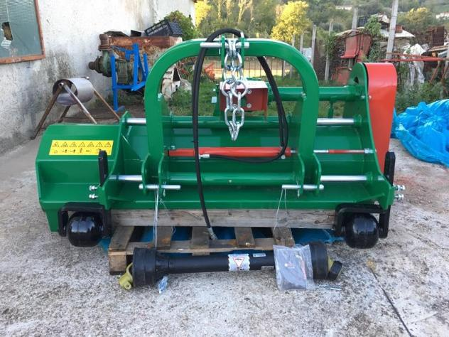 Macchine agricole ABG Trincia idraulica 160