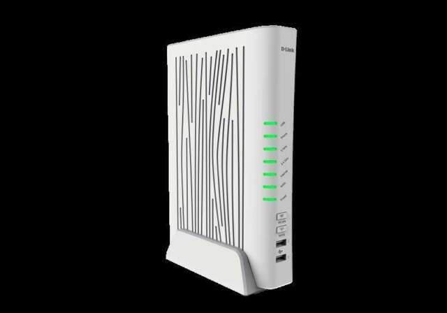 Modem‑Router Wi‑Fi VoIP VDSL/ADSL AC2000