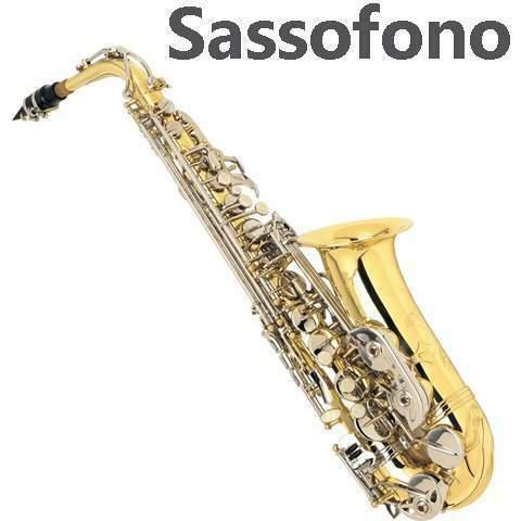 Sassofono Sax Lezioni