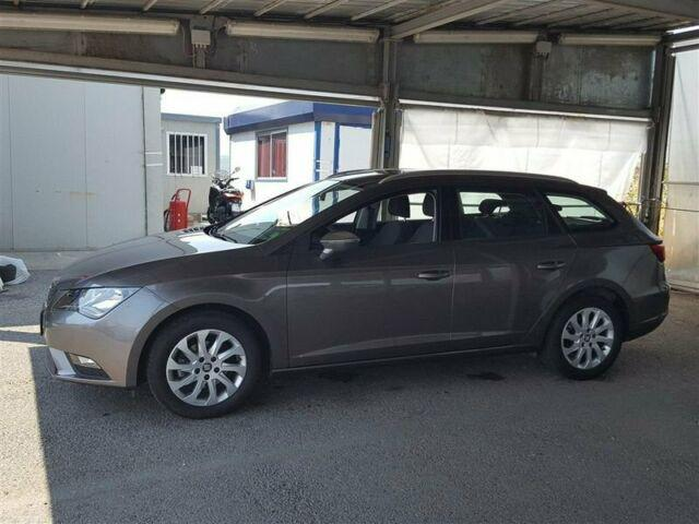 Seat leon wagon 1.6 tdi cr 77kw seamp;s business navi st