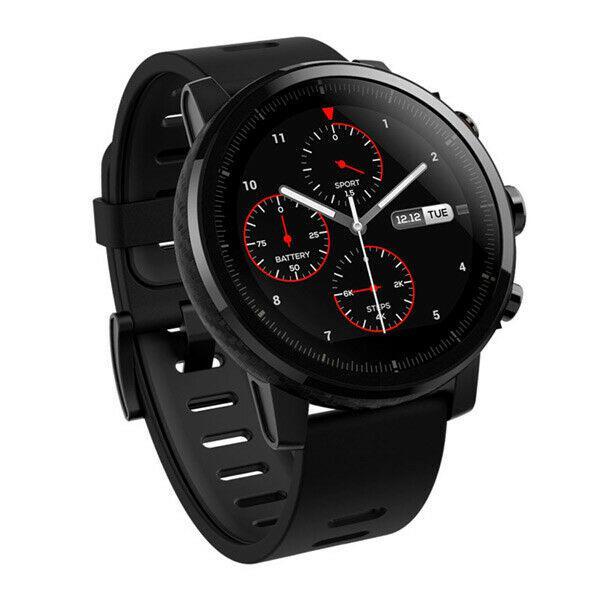 """Smartwatch amazfit xiaomi a1619 1,34"""" 5 atm gps nero"""