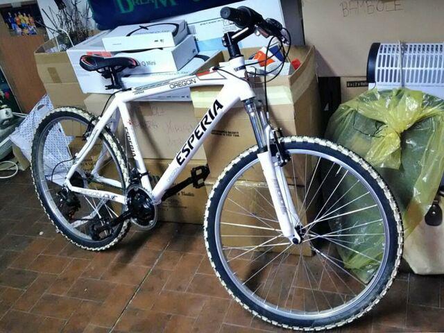 Vendo mountain bike oregon esperia 26