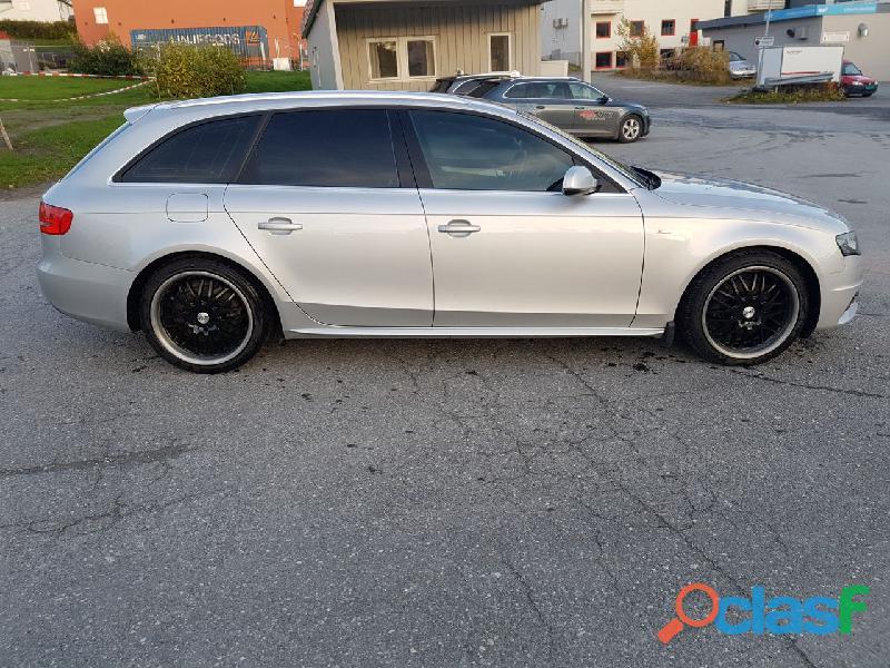 Audi a4 2.0 tdi, quattro, 2x s line