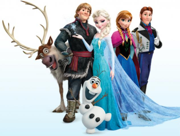 Animazione compleanni frozen
