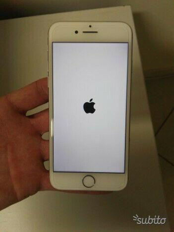 Apple iphone 7 32gb gold garanzia
