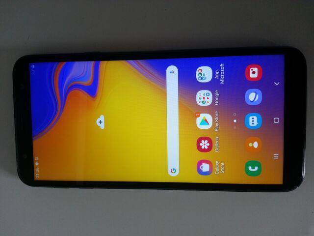Cellulare samsung j4+ plus con custodia e vetro mai usato.