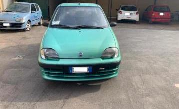 Fiat seicento 1.1i sx