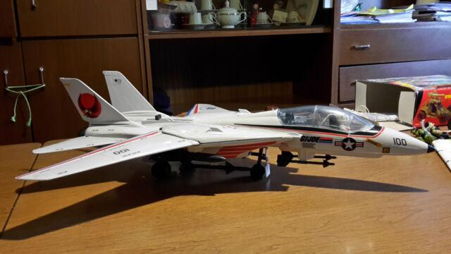 Gi joe caccia combat sky striker (xp-14f)