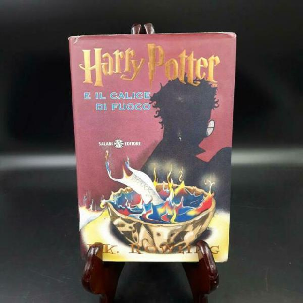 Harry potter e il calice di fuoco 1 ed
