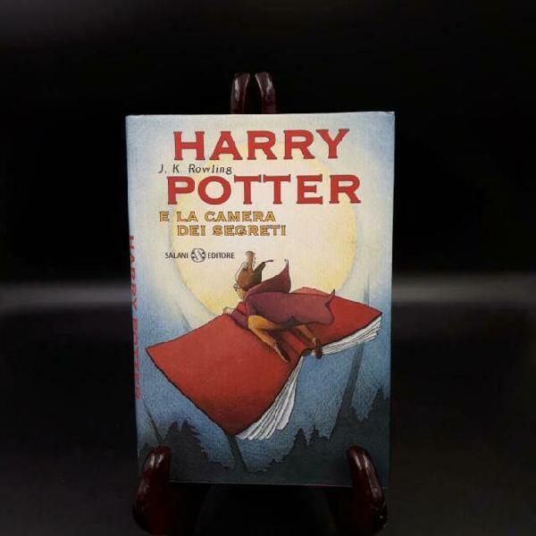 Harry potter e la camera dei segreti 1 ed