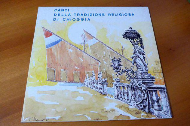 Lp canti della tradizione religiosa di chioggia