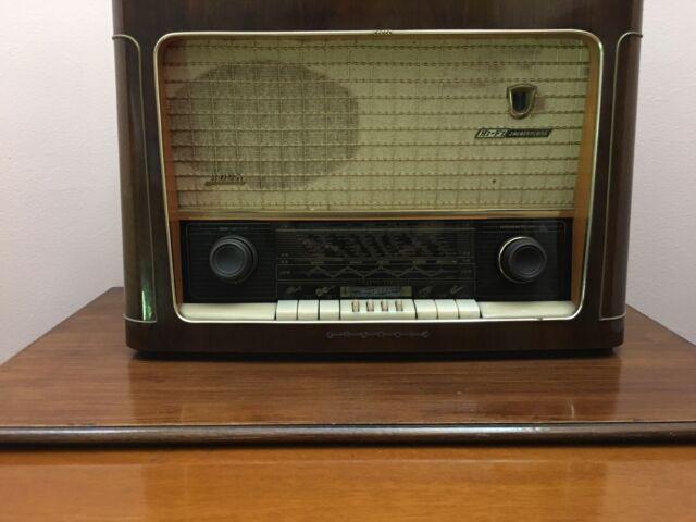 Radio giradischi hi fi grundig 3026 zauberklang