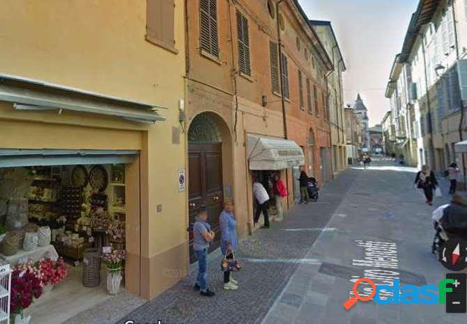 Affitto bilocale arredato centro storico