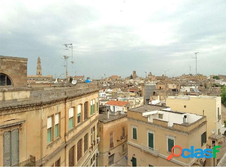 Lecce centro storico con 3 camere letto