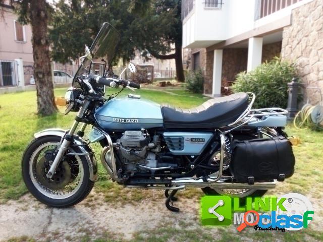 Moto guzzi idroconvert 1000 benzina in vendita a venezia (venezia)