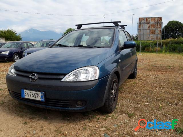 Opel corsa benzina in vendita a ozegna (torino)
