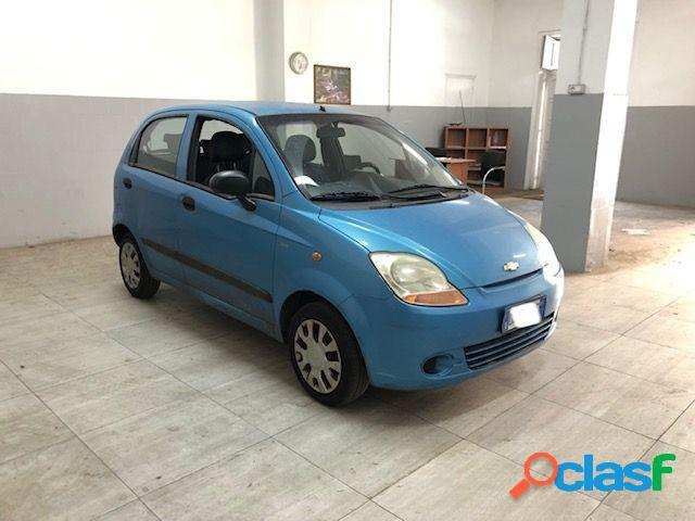 Chevrolet matiz benzina in vendita a san giuseppe vesuviano (napoli)