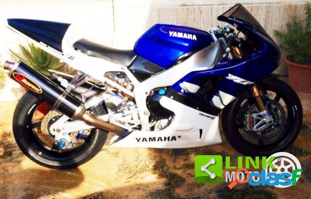 Yamaha yzf r1 benzina in vendita a trapani (trapani)