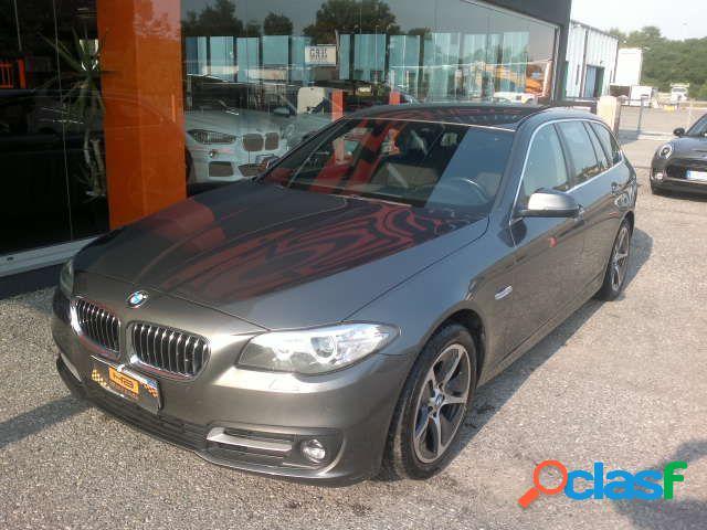BMW Serie 5 Touring diesel in vendita a Castegnato (Brescia)