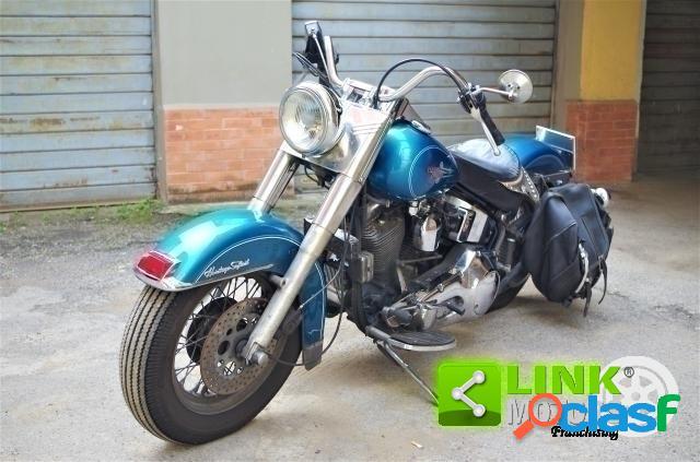 Harley-Davidson Heritage Softail Classic benzina in vendita a Prato (Prato)