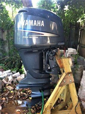 200 hp yamaha motore fuoribordo.
