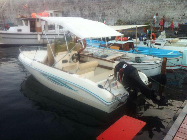 Barca fiart brezza 17