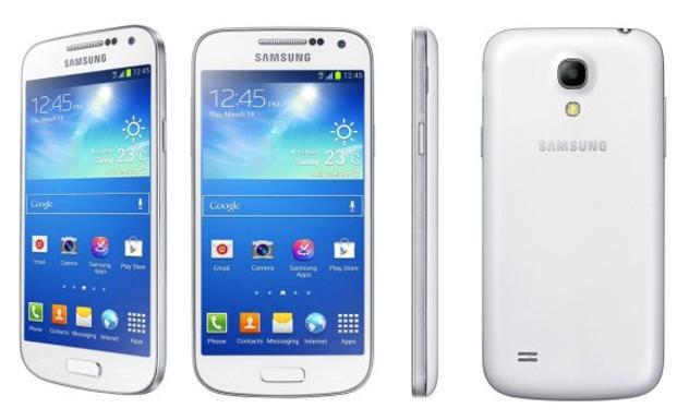 Cell smart phon samsung s 4 mini nuov garanz 2 an nuovo euro