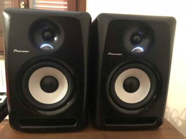 Coppia di monitor attivi pioneer s-dj60x