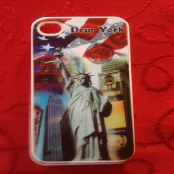 """Cover """"new york"""" per iphone 4/4s"""